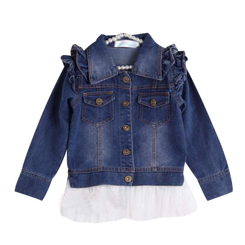 Popular Jean Jacket Kids-Buy Cheap Jean Jacket Kids lots from ...