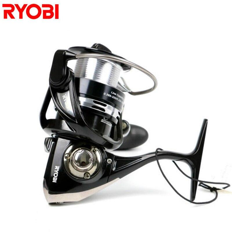 RYOBI Original Japan HPA ARCTICA 1000 8000 Series Spinning Fishing Reel 7BB 5 1 1 Carp
