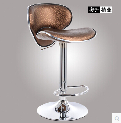 Furniture Steady Home Front Desk Chair Bar Stool Front-office Beauty Stool Chair Lift High Chairs The Butterfly Chair Bar Furniture