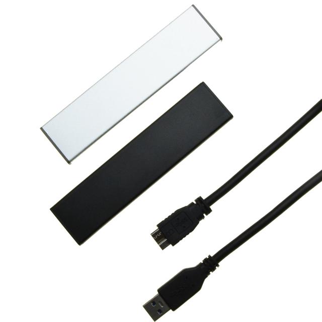Para Macbook Air 2010 2011 caso A1369 A1370 SSD Portátil USB 3.0 a 12 + 6 pin slot da Unidade de Disco hdd Caixa Móvel
