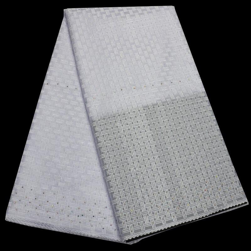Atmungsaktive soft stickerei plain white Polnischen baumwolle spitze Afrikanische Schweizer voile Spitze stoff hat keine löcher 5 yards PSA776-in Spitze aus Heim und Garten bei  Gruppe 1