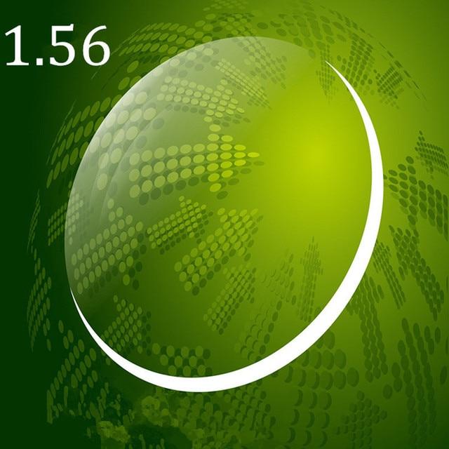 Линзы 1.56 Индекс Прозрачные Линзы Глаз Оптические Очки Настроить Рецептурных Линз