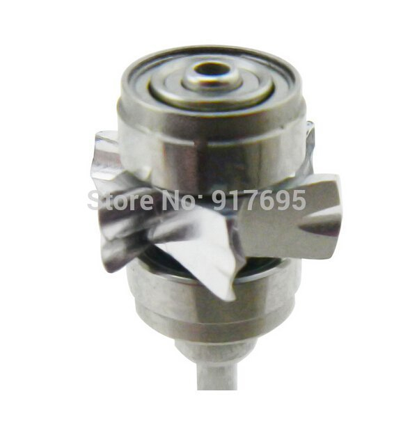 Completed Rotor Universal For Kavo Bell Atorque 642B/C Push Button Turbine Cartridge completed rotor universal for sirona t2 racer sirona t3 racer push button turbine cartridge