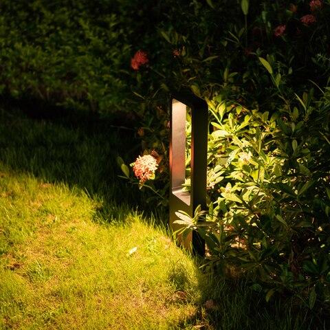 agua gramado luz jardim moderno