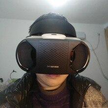 3Dแว่นตาสำหรับ4.7นิ้ว-6นิ้ว4.0มาร์ทโฟนซัมซุงS6เกมมือถือVRแว่นตาหมวกกันน็อกความเป็นจริงเสมือน