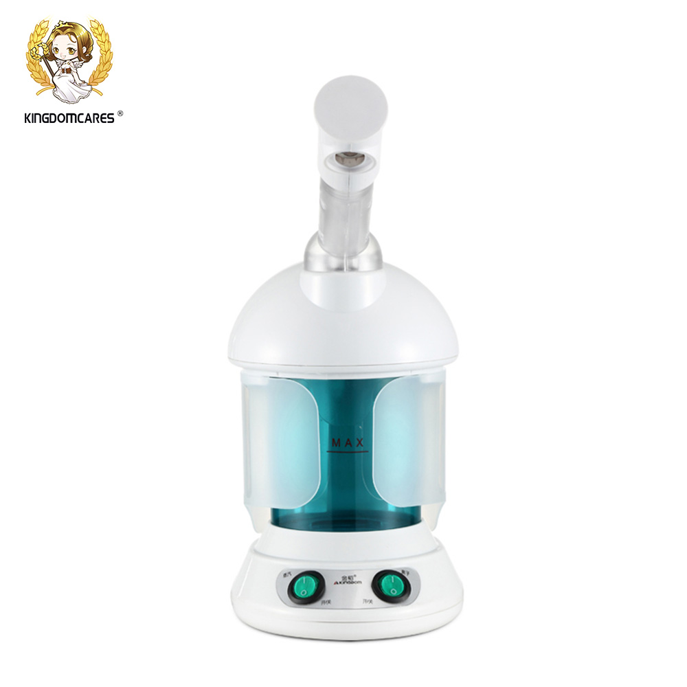 Ship From RU- Hot Mist Facial Steamer Humidifier Ozone Sterilization Steaming Skin Lonic Aromatherapy Essential Oil KD-2328