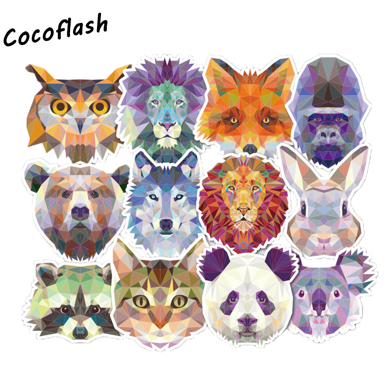 35Pcs Galaxy Animal Stickers For Laptop Car Phone Luggage Bike Motorcycle Mixed Cartoon Vinyl Decals Pvc Waterproof Sticker