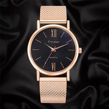 Business Male Watch 2019 Fashion Classic Rose Gold Quartz Stainless Steel Wrist Watch Watches Men Clock relogio masculino 2019