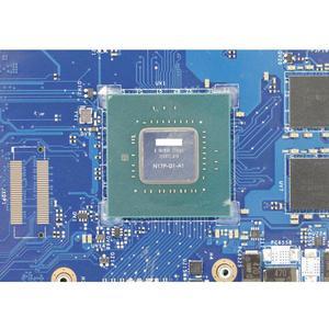 Image 5 - Placa base C5NXN 0C5NXN para ordenador portátil nuevo y genuino DDR4, CKA50 / CKF50 LA E991P w/ i7 7700HQ + GTX 1050 Ti 4G para Dell Inspiron 7577