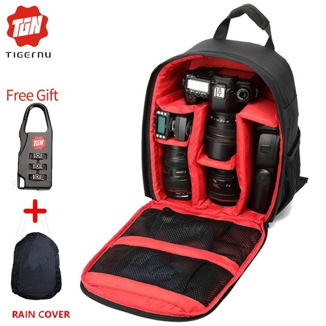 Aliexpress.com : Buy 2017 Digital DSLR Camera Bag Waterproof Photo ...