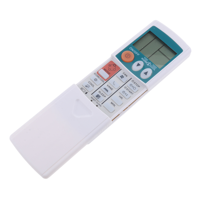 Replacement for Mitsubishi Electric Air Conditioner Remote Control  KP3AS,KP3BS,KP2ES,KP2BS High quality comfortable