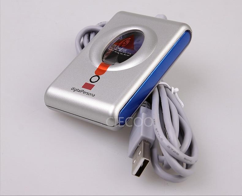 Digital Persona Fingerprint Reader USB Biometric Fingerprint Scanner URU4000B with free SDK fingerprint access control biometric fingerprint access controller tcp ip fingerprint door access control reader