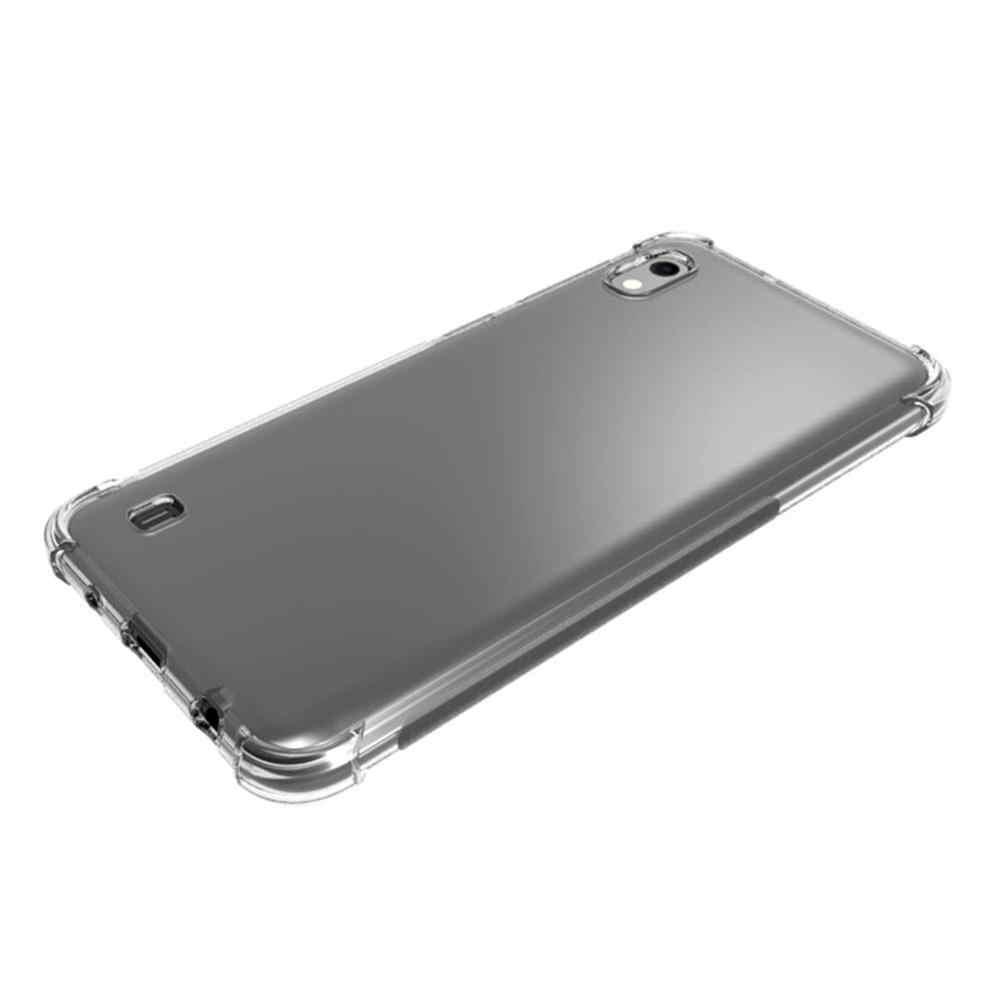 Противоударный прозрачный чехол из ТПУ для телефона samsung Galaxy Note 10 10 + Galaxy A7 2017 J7 2016 A2 Core мягкие чехлы