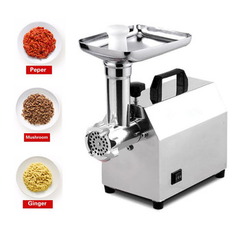Automatic electric meat grinder for kitchen multifunction food processor household spice fish meat chopper 2