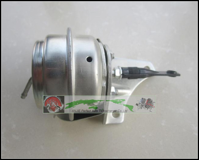 Turbo Wastegate Actuator GT1749V 729041-0009 28231-27900 729041 Turbocharger For HYUNDAI Santa Fe 03-04 Trajet 02-08 D4EA-V 2.0L yb1302001 car turbo sound whistling turbocharger silver size l