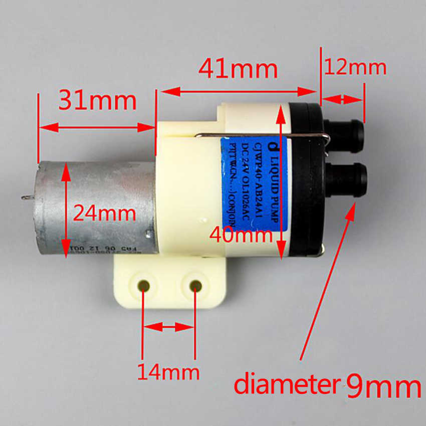 Image result for Original High Pressure 370 Water Pump DC 12V-24V