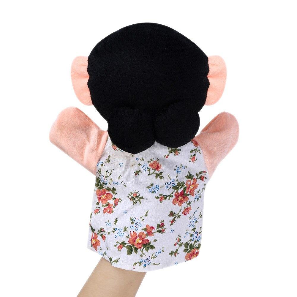 HIINST DROPSHIP 25CM Baby Kids Home Family Finger Infant Kid Toy Plush Toys Christmas Gife APR11HY