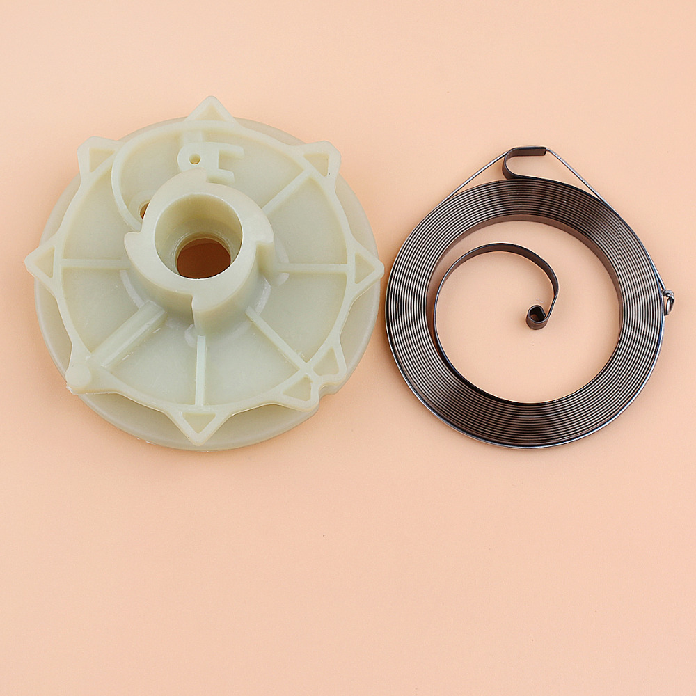 Recoil Starter Spring Pulley Repair Kit fit <font><b>Mcculloch</b></font> MACCAT 435 440 <font><b>335</b></font> 338 Gasoline <font><b>Chainsaw</b></font> Parts Replace 545008015 image