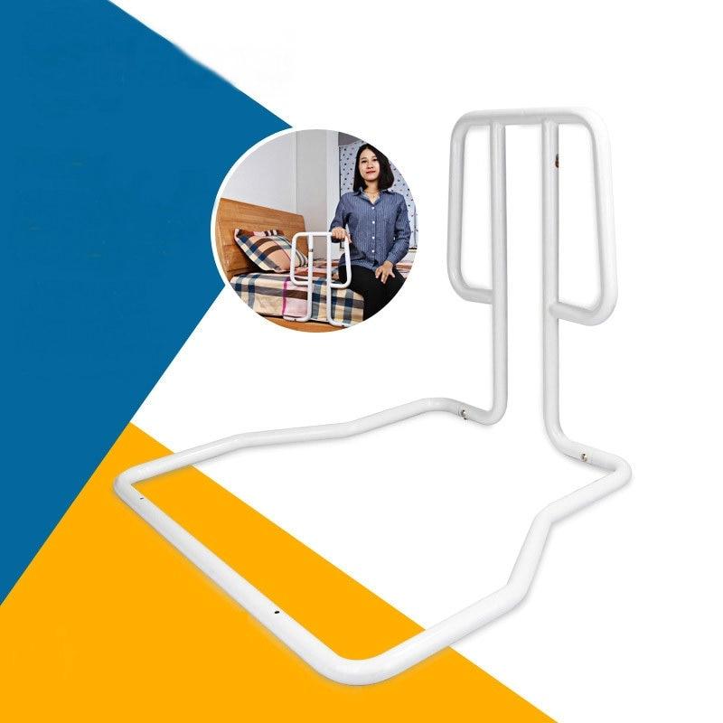 Les mains courantes de chevet sont libres d'installation de poignées de relevage garde-corps de lit barre Anti-chute pour enfants handicapés personnes âgées debout