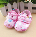 Baby Cotton Full Moon Spring and Autumn Shoes Cloth Shoes Female Infants Soft Bottom Step Before Shoes