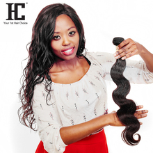 HC Hair Products Malaysian Body Wave Bundles Remy Hair Extensions Natural Color 10 28 Inch Human