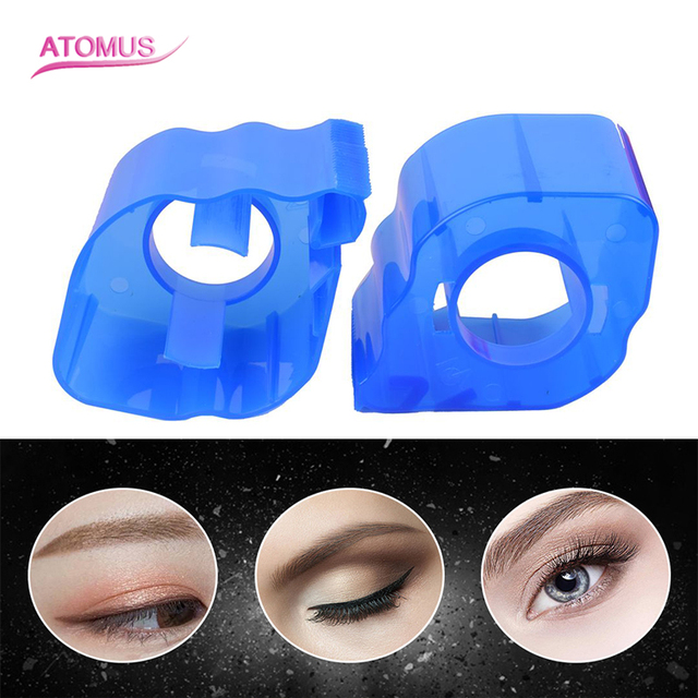 1pc Eyebrow Microblading Lip Accesories Permanant Tattoo Equipments Cutter for Tattoo Film Wrap Tapar Tatuaje Tatouage Sourcil 2