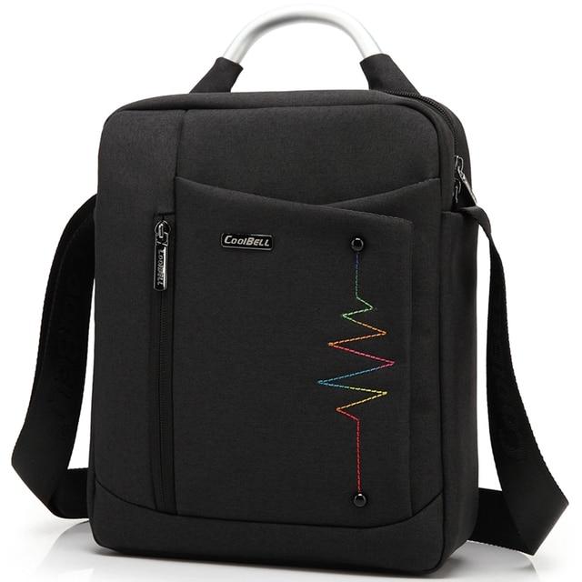Coolbell 12 Inch Laptop Messenger Case Bag Tablet Shoulder For All Notebooks Within