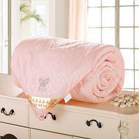 Natural/Mulberry Silk   Comforter   For Winter/Summer Twin Queen King Full Size Duvet/Blanket/Quilt White/Pink/Beige Filler
