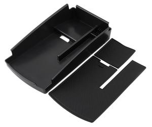 Image 4 - Auto styling Auto Handschuh Box Armlehne Box Sekundäre Lagerung Für Volkswagen VW CC Passat B7 MAGOTAN B6 B7L, auto Zubehör