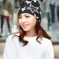 New Arrival Pattern Star Casual Beanies for Men Women Unisex Knitted Winter Hats 3 Colors Hip-hop Skullies Spring Cap Gorro DWJX