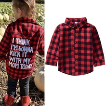 6dac16d7e124 Buy baby flannel shirt and get free shipping on AliExpress.com