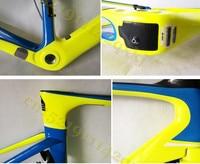 Super Light Road Bike Frame Chinese Carbon Road Bicycle Frame Handlebar Stem Headphone Seatpost Fork Frame