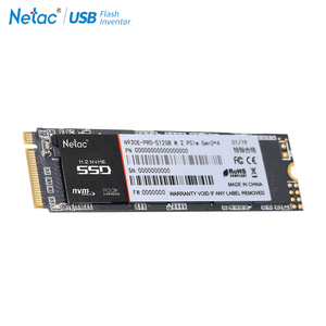 Netac N930E Pro M.2 2280 SSD 128GB 256GB 512GB NVMe PCIe Gen3*4 3D MLC/TLC NAND Flash Internal Solid State Drive For PC Computer
