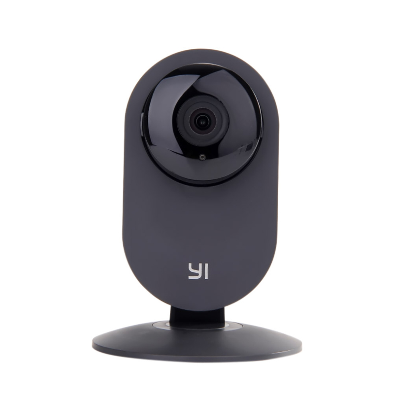 International Edition Xiaomi YI Home Camera 32G Card HD 720P IP WiFi Webcam Night Vision Motion Detection Video Monitor In Surveillance Cameras