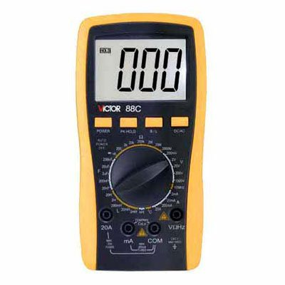 DMM VC88C 3 1/2 Digital Multimeter Electrical Meter