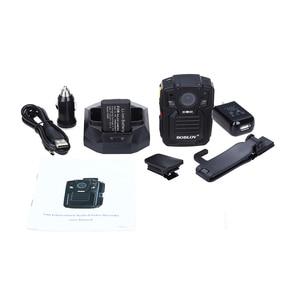 Image 5 - BOBLOV HD66 02 64GB HD 1296P Ambarella Body Camera Wearable 2.0 LCD HDMI Police Mini Camera Video Recorder With External HD Lens
