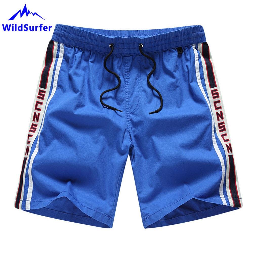 Short d/ét/é /à Carreaux pour Hommes D/écontract/ée S/échage Rapide Confortable Mode Un Pantalon Respirant Course /à la Plage Surfant Shorts de Sport