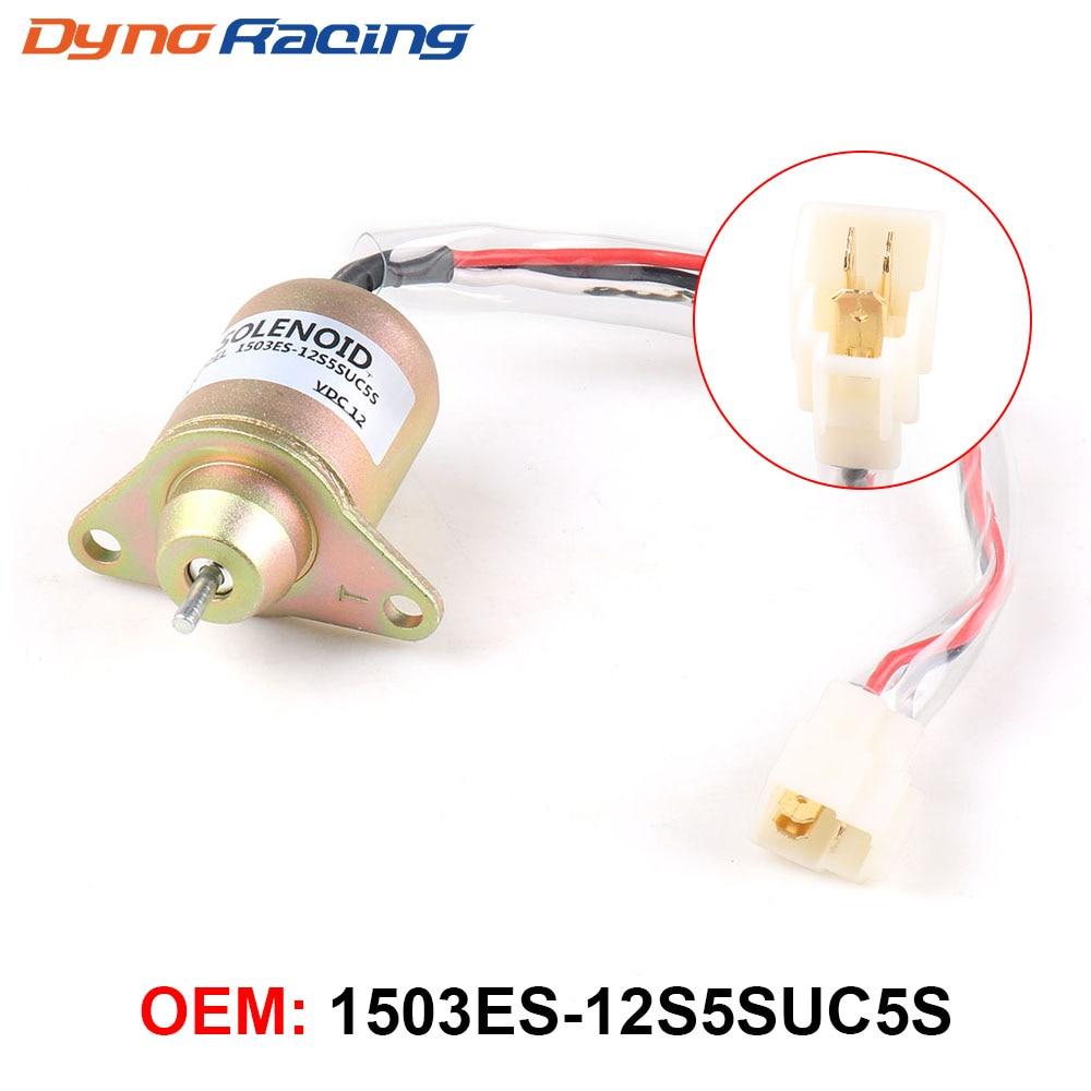 119653-77950 119285-77950 SA-4562T SA-5213 12V Kraftstoff Abschaltung Magnetventil Für Yanmar 1503ES-12S5SUC5S