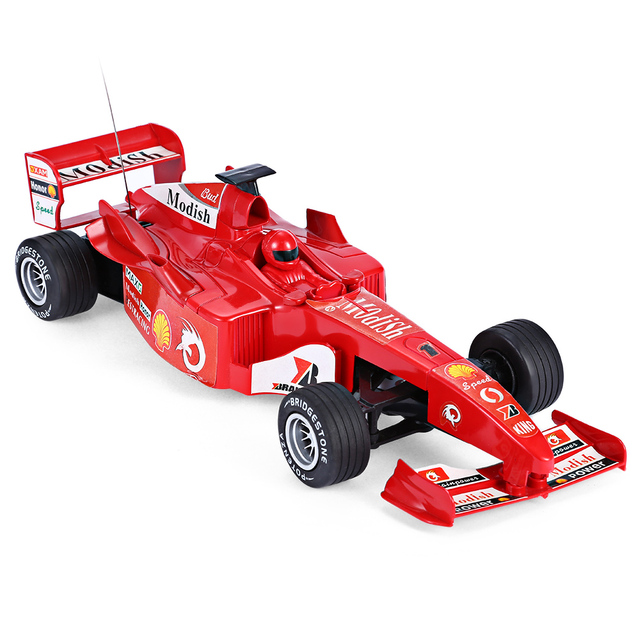 Hot S F1 Rc Cars Toys 1 18 Formula Racing Car Vehicle Electric Remote Control Toy Kids Xmas Birthday Gifts