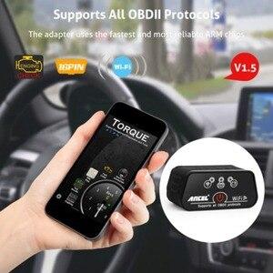 ELM327 Wireless Wifi OBD2 OBDI