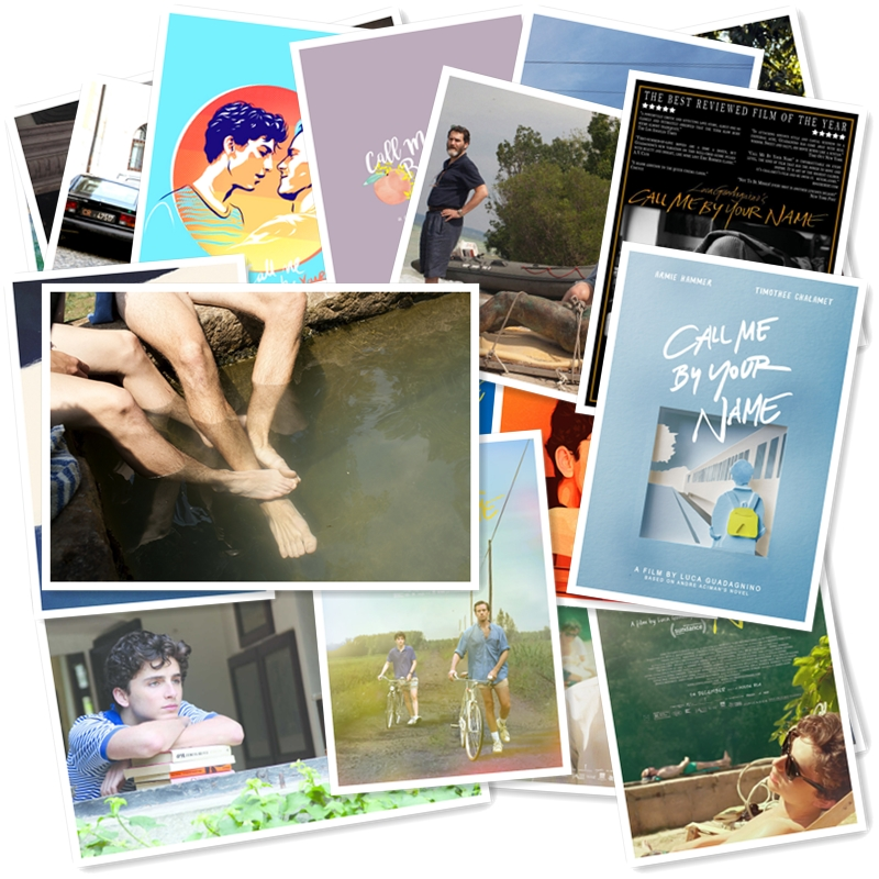 A1-56# Call Me By Your Name 20/pcs Sticker Home Decor Fridge Styling Wall Travel Suitcase Graffiti Styling Waterproof Stickers