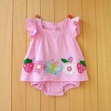 Floral Baby Girl Bodysuit