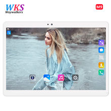 2018 Newest 10.1 inch Android 7.0 Tablet pc Octa Core 1280*800 HD IPS 4GB RAM 32GB 64GB ROM wifi Bluetooth Smart tablets 10 10.1
