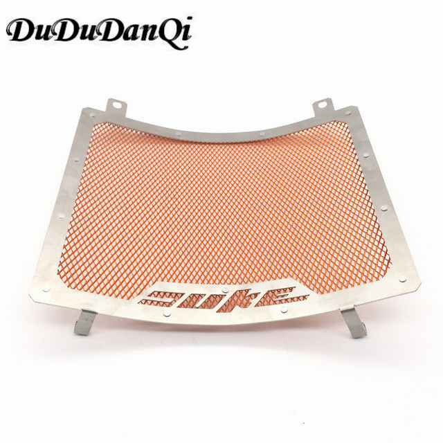 Radiator Protective Cover Grill Guard Grille Protector For KTM Duke 690 2012 2013 2014 2015 2016 2017Radiator Protective Cover Grill Guard Grille Protector For KTM Duke 690 2012 2013 2014 2015 2016 2017