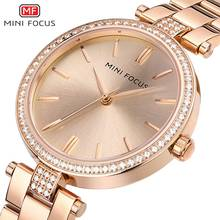 MINIFOCUS 2017 Fashion Quartz Watch Women Watches Ladies Famous Brand Wrist Watch Female Clock Montre Femme Relogio Feminino