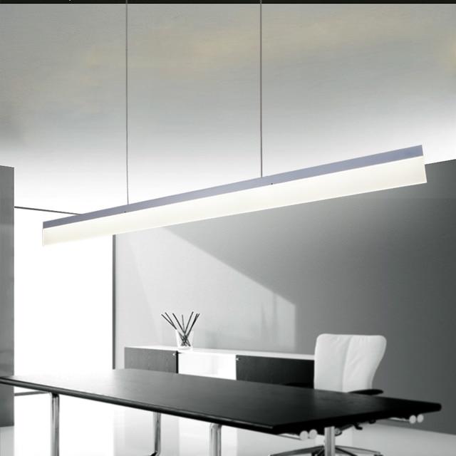 Moderno colgante luces para comedor acrílico Abajur Lamparas ...