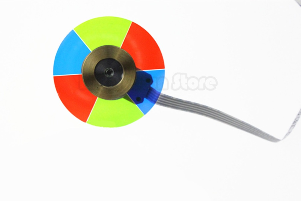 REDTOWN (NEW) Original Projector Colour Color Wheel Model Optoma HD20 HD200X color wheel