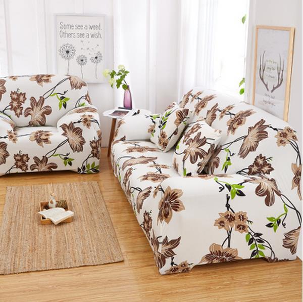 2017 conjunto de sofá de couro conjunto universal de idade Turnkey tampa antiderrapante sofá trecho almofada arte pano Rural a quatro estações