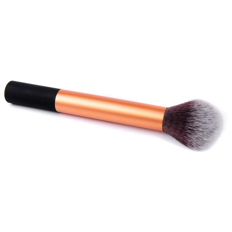 17cm Professional Face Makeup Brushes Kabuki Bronzer Foundation Blush Powder Brush For Cosmetic Tool Mayitr