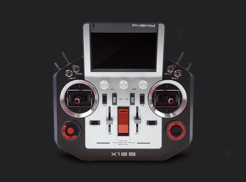Newest Perfect Frsky Horus X12S 16CH Remote Control with Built-in GPS / 6-axis Sensors вода розовая ааша хербалс натуральная 200мл